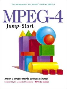MPEG-4 Jump-Start (Paperback)-cover