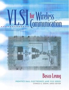 VLSI for Wireless Communication (Hardcover)-cover