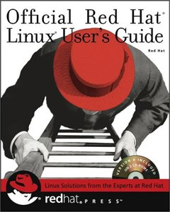 Official Red Hat Linux User's Guide-cover