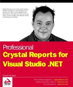 Professional Crystal Reports for Visual Studio .NET-cover