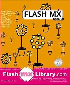 Macromedia Flash MX Studio (Paperback)-cover