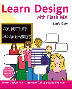 Learn Design with Flash MX-cover