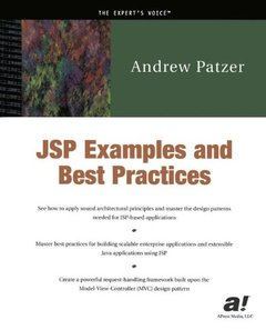 JSP Examples and Best Practices (Paperback)-cover