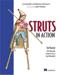 Struts in Action: Building Web Applications with the Leading Java Framework-cover