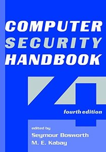Computer Security Handbook-cover
