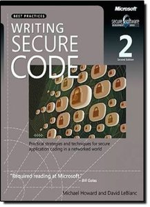 Writing Secure Code, 2/e (Paperback)-cover