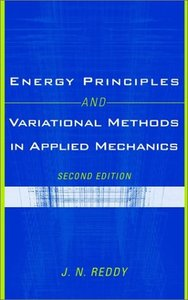 Energy Principles and Variational Methods in Engineering-cover