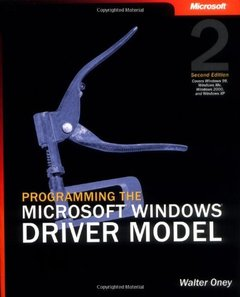 Programming the Microsoft Windows Driver Model, 2/e (Paperback)-cover