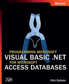 Programming Microsoft Visual Basic .NET for Microsoft Access Databases-cover