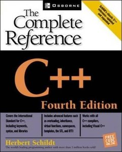 C++: The Complete Reference, 4/e (Paperback)-cover