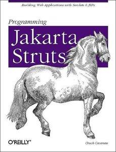 Programming Jakarta Struts-cover