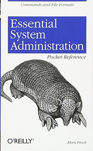 Essential System Administration Pocket Reference-cover