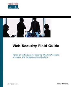 Web Security Field Guide-cover