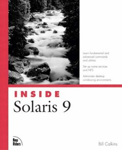Inside Solaris 9-cover