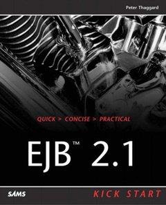 EJB 2.1 Kick Start (Paperback)-cover