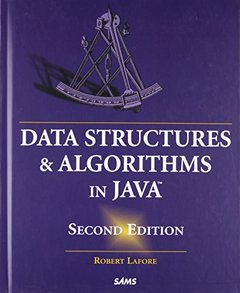 Data Structures & Algorithms in Java, 2/e (Hardcover)-cover