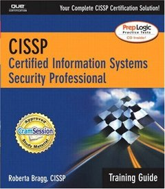 CISSP Training Guide-cover