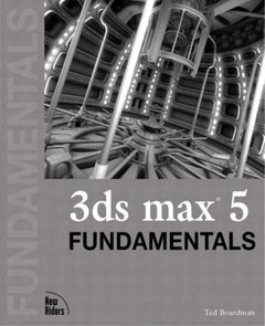 3ds max 5 Fundamentals-cover