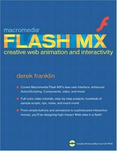 Macromedia Flash MX Creative Web Animation and Interactivity (Paerback)-cover