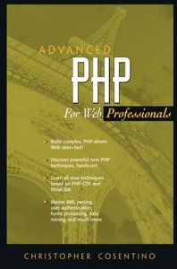 Advanced PHP for Web Professionals-cover