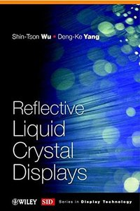 Reflective Liquid Crystal Displays(LCD)-cover