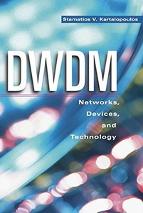 DWDM: Networks, Devices, and Technology-cover