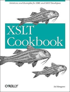 XSLT Cookbook-cover