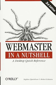 Webmaster in a Nutshell, 3/e (Paperback)-cover