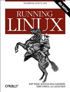 Running Linux, 4/e-cover