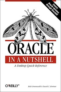 Oracle in a Nutshell-cover