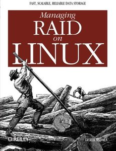 Managing RAID on Linux (Paperback)-cover
