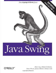Java Swing, 2/e-cover