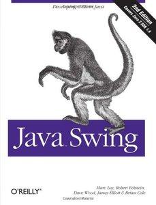 Java Swing, 2/e-cover
