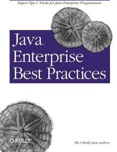 Java Enterprise Best Practices-cover