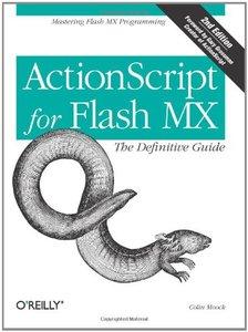 ActionScript for Flash MX: The Definitive Guide, 2/e-cover