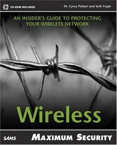 Maximum Wireless Security (Paperback)-cover
