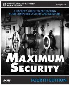 Maximum Security, 4/e-cover
