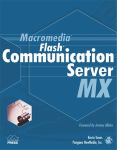 Macromedia Flash Communication Server MX-cover