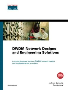 DWDM Network Designs and Engineering Solutions-cover