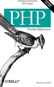 PHP Pocket Reference, 2/e-cover