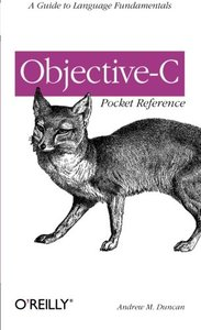 Objective-C Pocket Reference-cover