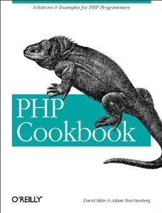 PHP Cookbook-cover