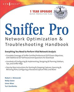 Sniffer Pro Network Optimization and Troubleshooting Handbook-cover