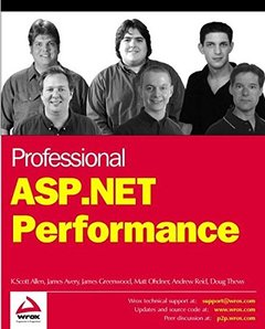 Professional ASP.NET Performance-cover