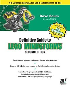 Definitive Guide to LEGO MINDSTORMS, 2/e-cover