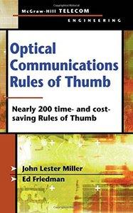 Optical Communications Rules of Thumb-cover