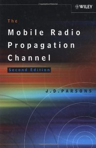 The Mobile Radio Propagation Channel, 2/e (Hardcover)-cover