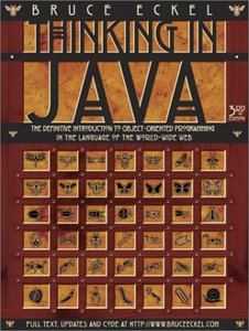 Thinking in Java, 3/e-cover