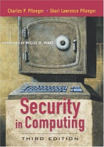 Security in Computing, 3/e(精裝)-cover