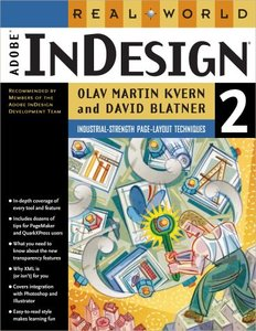 Real World Adobe InDesign 2 (Paerback)-cover